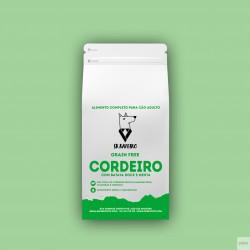 Sr. Rafeiro Grain Free Adulto - Borrego & Batata Doce
