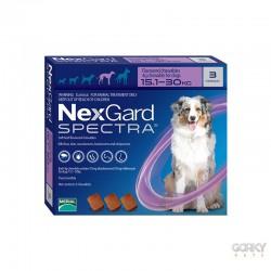 NEXGARD Spectra Desparasitante - Interno e Externo