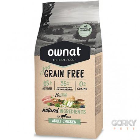 OWNAT Dog Grain Free - Frango