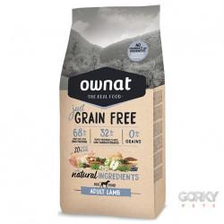 OWNAT Dog Grain Free - Borrego