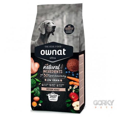 OWNAT Dog Ultra Medium Adult