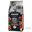 OWNAT Dog Ultra Medium Borrego & Arroz