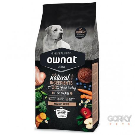 OWNAT Dog Ultra Medium Light