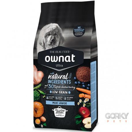 OWNAT Dog Ultra Maxi Junior