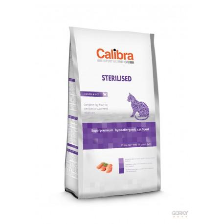 Calibra Cat Expert Nutrition Sterilised / Chicken & Rice