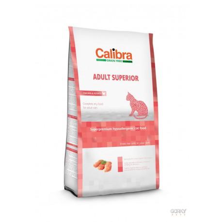Calibra Cat Grain Free Adult Superior / Chicken & Potato