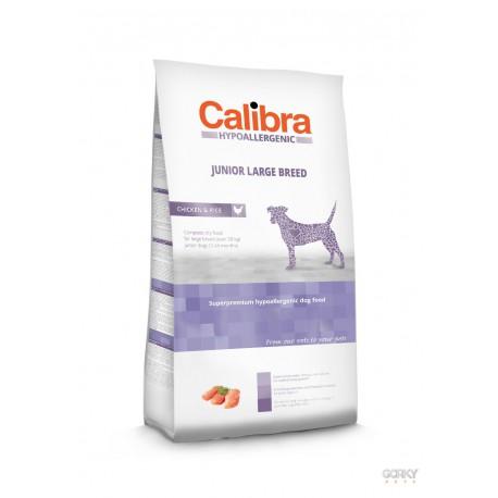Calibra Hipoalergenica Junior Large Breed - Frango