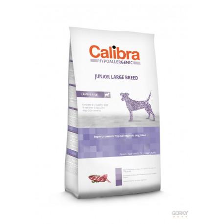 Calibra Hipoalergenica Junior Large Breed - Cordeiro