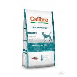 Calibra Dog GRAIN FREE Senior - Pato