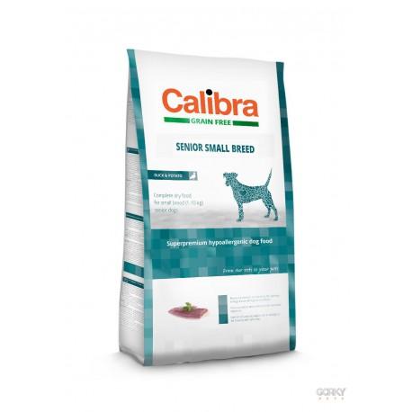 Calibra Dog GRAIN FREE Senior - Pato